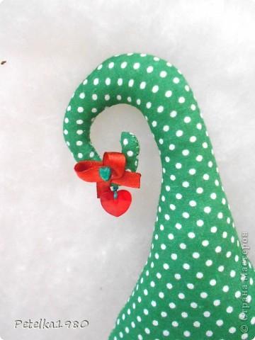 Куклы Шитьё: Санта)) Бусинки, Ленты, Нитки, Ткань Новый год. Фото 3