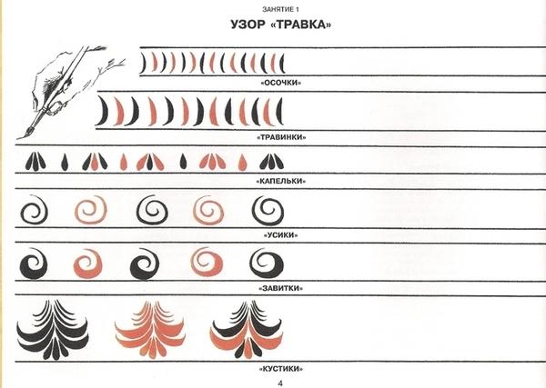 Хохломская роспись0005 (700x498, 197Kb)