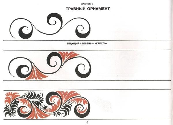 Хохломская роспись0007 (700x504, 175Kb)