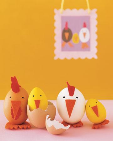 коробочка для пасхального яйца в технике оригами
